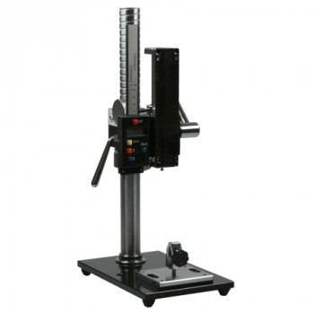 Sauter manueller Prüfstand TVP-L mit Längenmesseinheit, max. 500 N