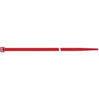 SapiSelco Kabelbinder SEL.10.425R, 280 x 4,5 mm, rot, 100 Stück