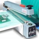 Folienschweißgerät mit Schneidmesser und Haltemagnet, 300 mm