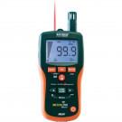 Extech Feuchtigkeitsmessgerät MO297 mit IR-Thermometer