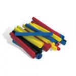 Steinel Schrumpfschläuche 011062, 6,4 mm, 50 Stück