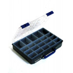 Raaco Sortimentskasten Carry-Lite 80-20 anthrazit/blau