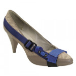 ESD Dauerzehenband für Damen mit Klettverschluss