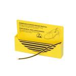 ESD Fersenband-Wandhalterung für Einwegfersenbänder