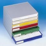 Licefa Aufbauschrank A1-1S 6-fach bunt