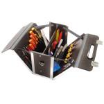 Bernstein Elektriker-Werkzeugkoffer MULTI 5600, 42-tlg.