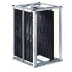 ESD Leiterplattenmagazin 601.1 (PS), teilmontiert, 355 x 320 x 563 mm