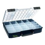 Raaco Sortimentskasten Carry-Lite 80 5x10-20, blau