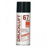 Kontakt-Chemie Druckluft 67 Super Druckluftspray, 200 ml