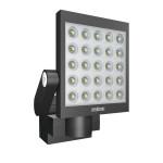 Steinel Funk-LED-Strahler XLed-FE 25, schwarz, ca. 60 W