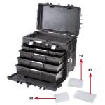 GT Werkzeugkoffer ALL.IN.ONE Al1-KT02 (leer)