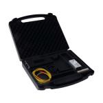 Koffer mit Messkopf MK51, Standfuß und Messleitungen