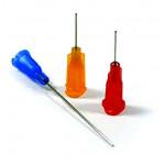 Nordson EFD Dosiernadeln Optimum®, abgeschrägt, GA 23, orange, 12,7 mm (50 Stück)