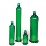 Nordson EFD Dosierkartuschen Optimum®, grün, 5cc (40 Stück)