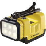 Peli LED-Handscheinwerfer 9430, gelb