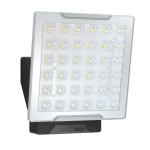 Steinel LED-Strahler XLED PRO Square SL, schwarz, 24,8 W