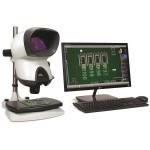 """Vision Stereomikroskop Mantis Elite-Cam HD """"Tischständer"""", Software Vifox"""
